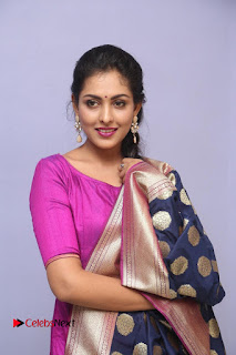 Actress Madhu Shalini Latest Pictures in Salwar Kameez  0008.JPG