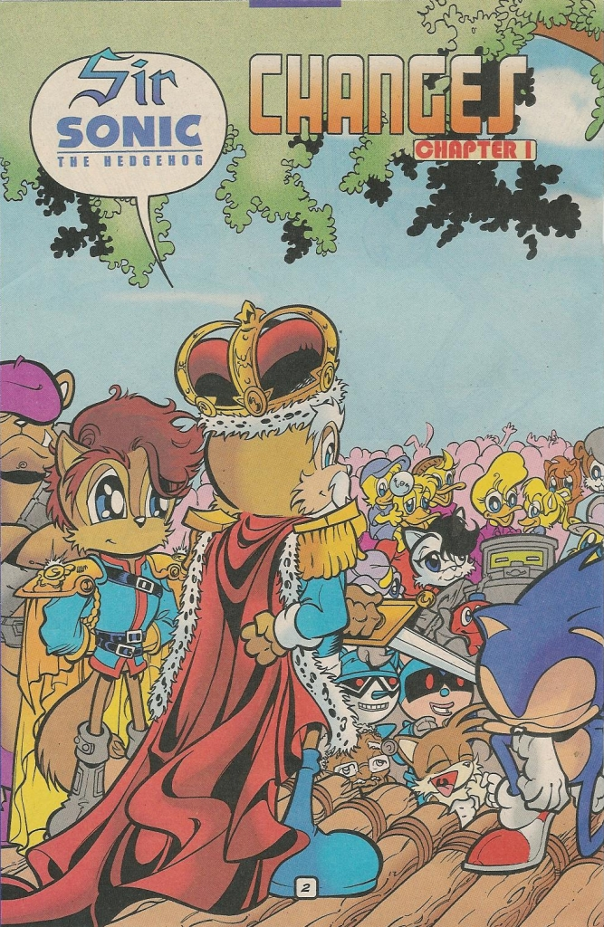 Read online Sonic The Hedgehog comic -  Issue #78 - 4