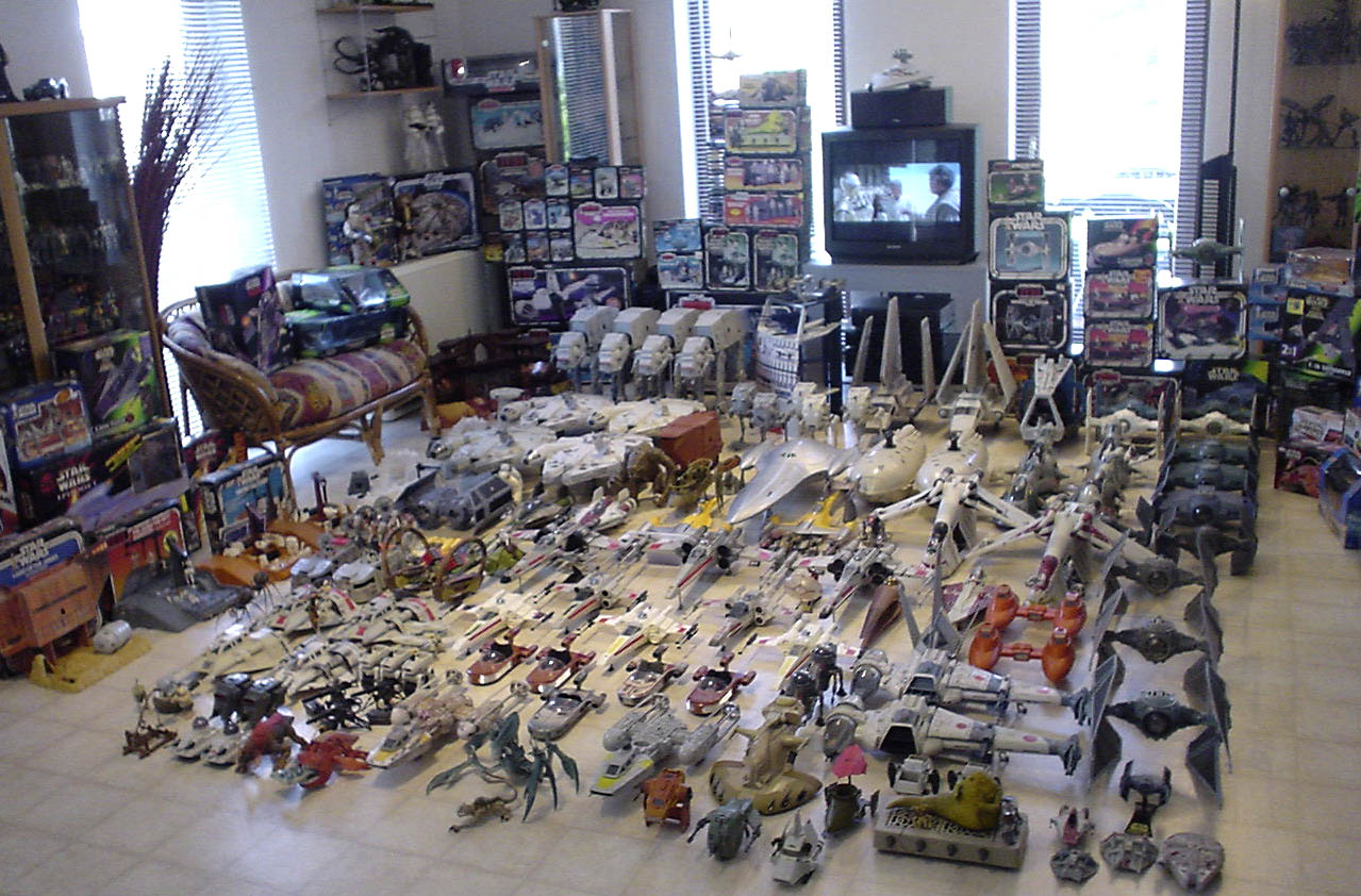Star Wars Collection 65