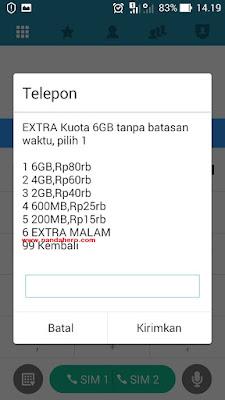 paket freedom combo extra indosat terbaru 2018