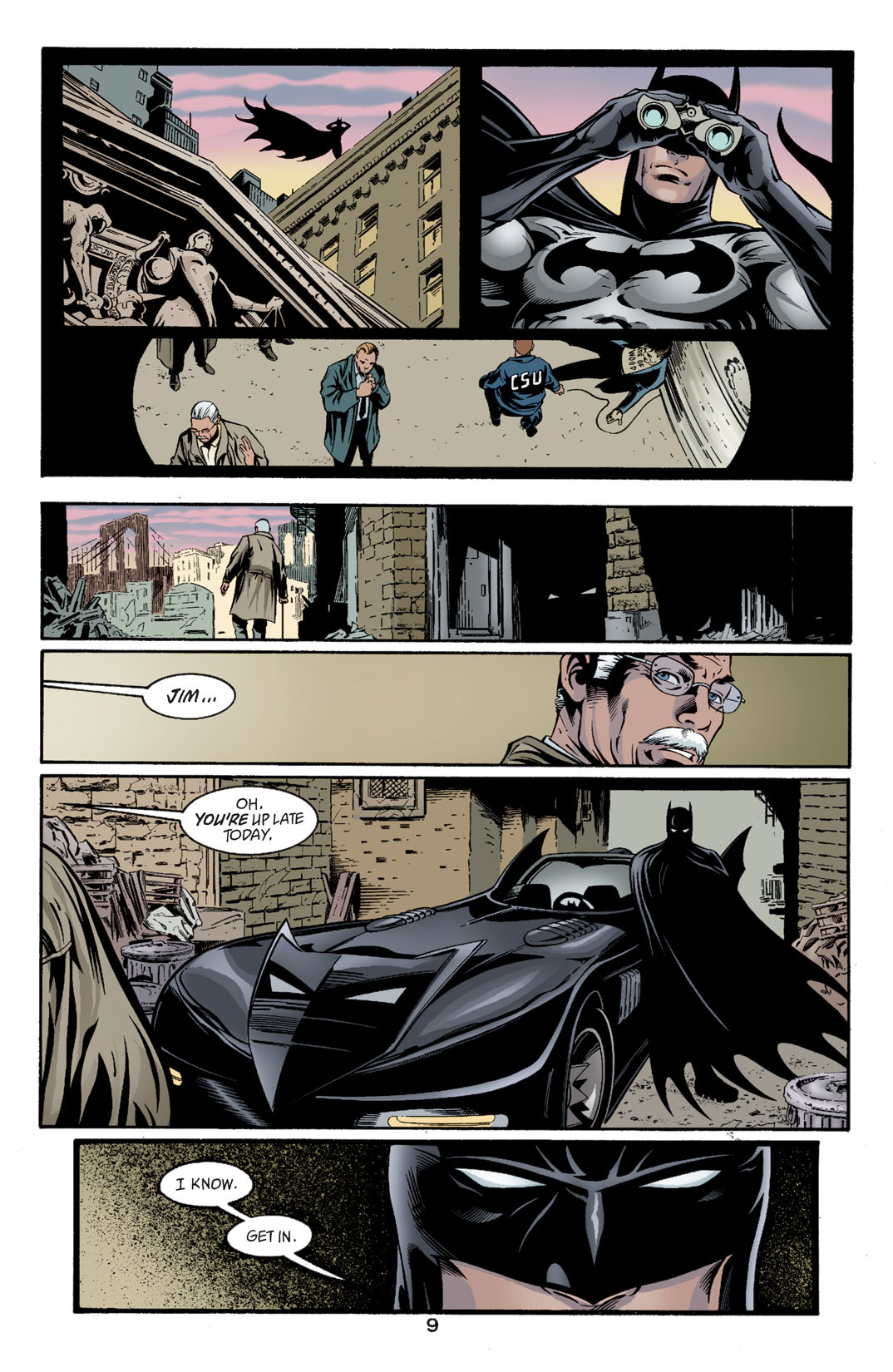 Detective Comics (1937) 784 Page 9