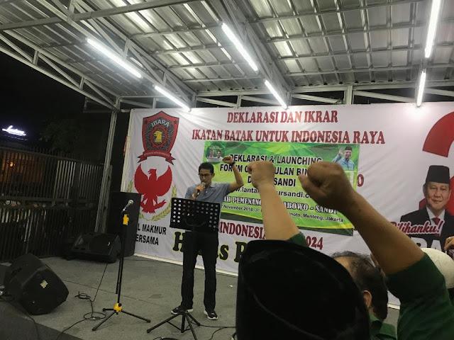 Lagi, Kader dan Caleg PBB Dukung Prabowo-Sandi