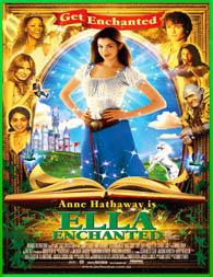 Ella Enchanted (Ella está encantada) (2004) | DVDRip Latino HD Mega 1 Link