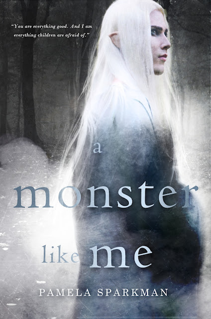 ~*♥Cover Reveal♥*~ A Monster Like Me (Heart of Darkness #2) by Pamela Sparkman