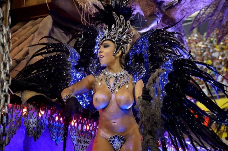 Эротический карнавал в рио-де-жанейро