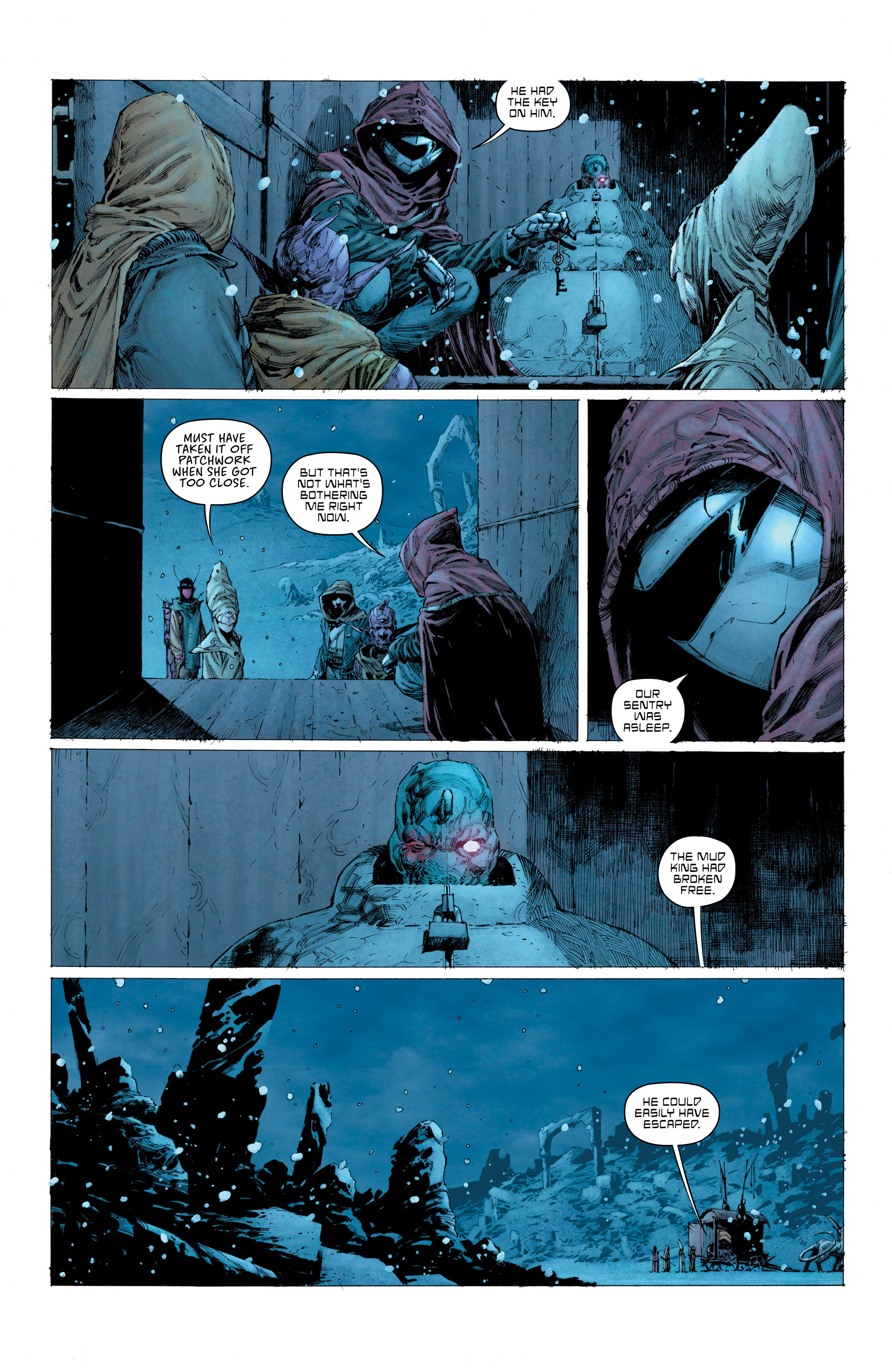 Read online Seven To Eternity comic -  Issue #4 - 24