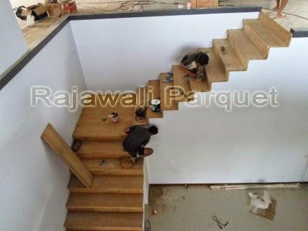 kayu tangga