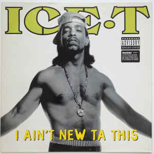 Cover Album of Ice-T: I Ain't New Ta This (1993) [VLS] [320kbps]