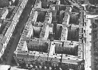 Berlin - Mietskaserne