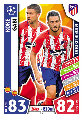 Topps UEFA Champions League 2017//2018 blister con 5 boostern y Limited Edition