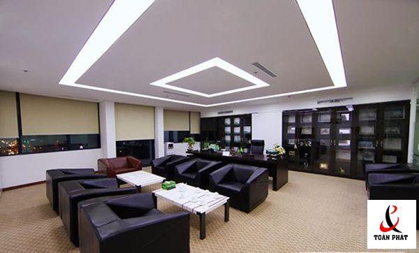 trần phòng làm việc xuyên sáng đẹp 7