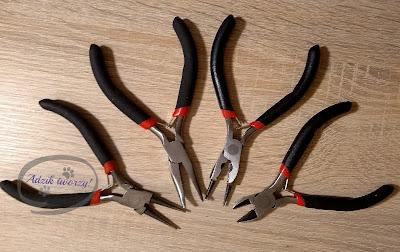 narzędzia do robienia biżuterii diy