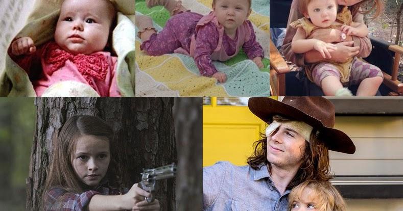 Tem Na Web - As Judiths de The Walking Dead, todas as atrizes mirins que viveram a personagem