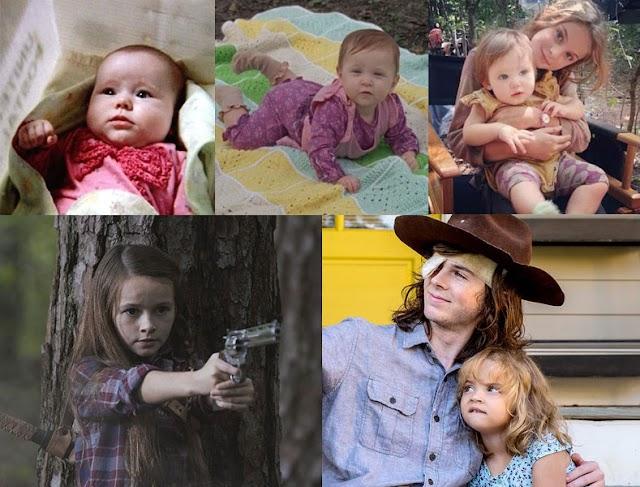 As 'Judiths' de The Walking Dead