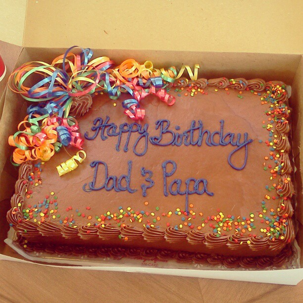Living.Life.And.Loving.Every.Second: Happy Birthday Papa