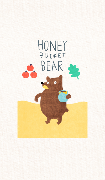 Honey Bucket Bear