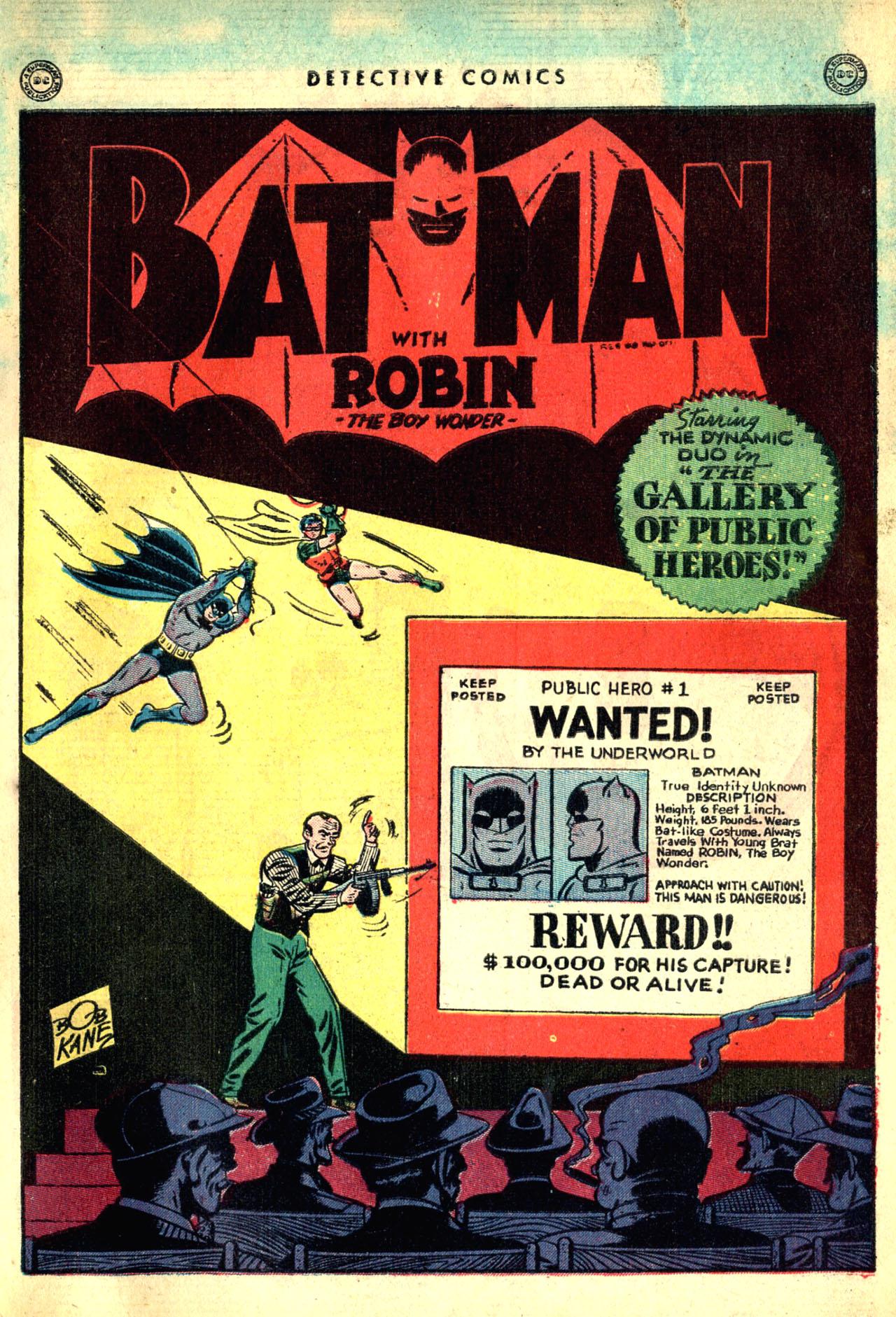 Detective Comics (1937) 141 Page 2