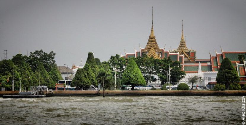 Храмы и вода