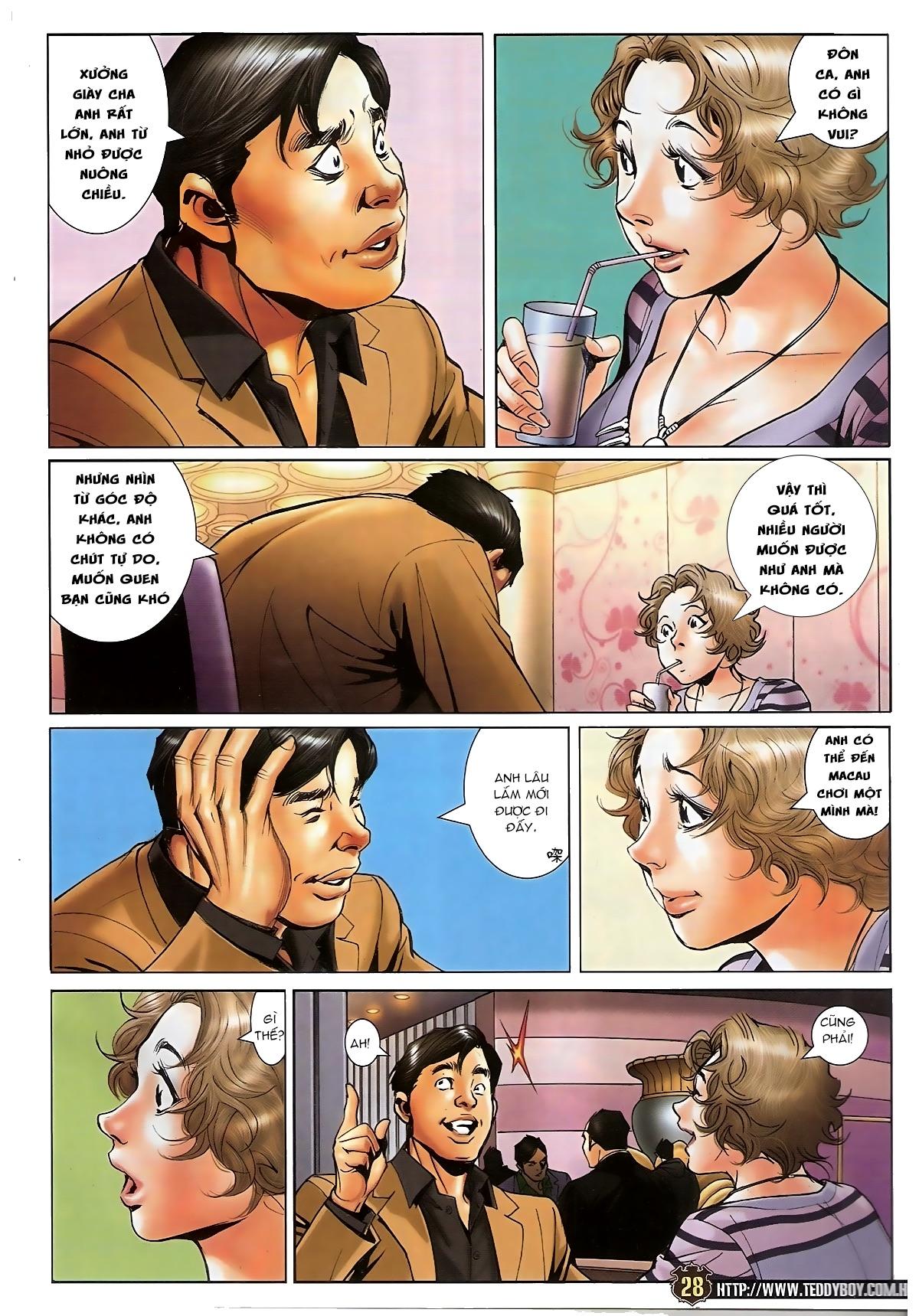 Người Trong Giang Hồ - Chapter 1573: Chuyện bên bếp lẩu - Pic 24