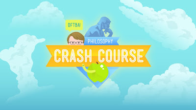 Crash Course Philosophy Cover