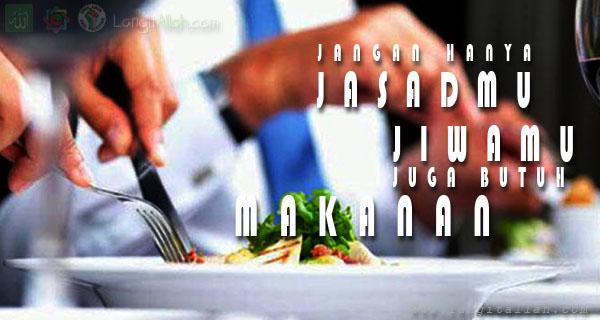 Hadits Dhaif tentang Doa Makan