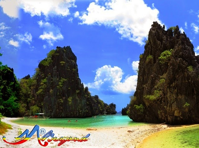 hidden beach el nido, el nido hidden beach, el nido palawan, map el nido, el nido tourist guide, el nido tourist attractions, el nido islands