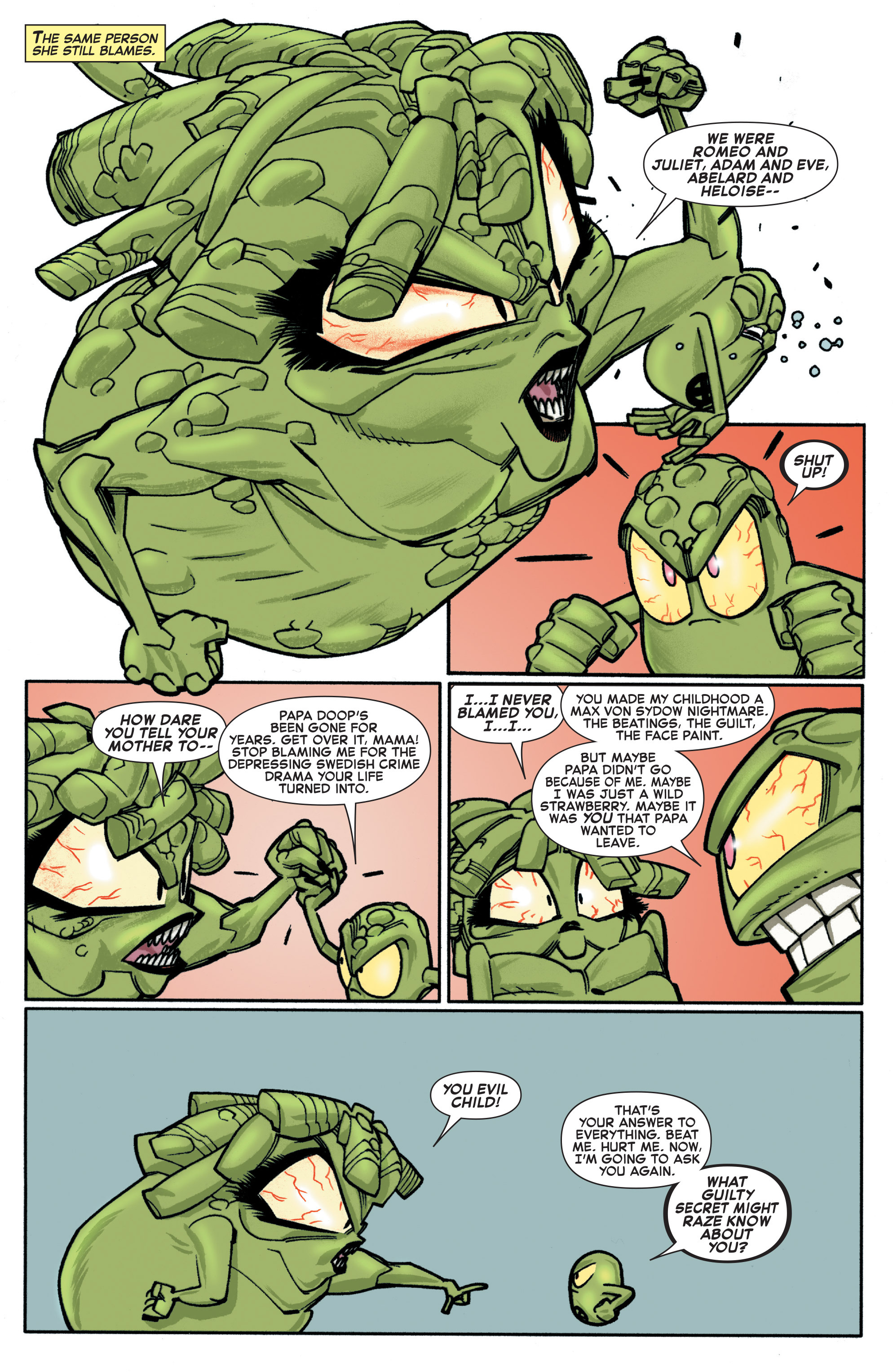 Read online All-New Doop comic -  Issue #4 - 7