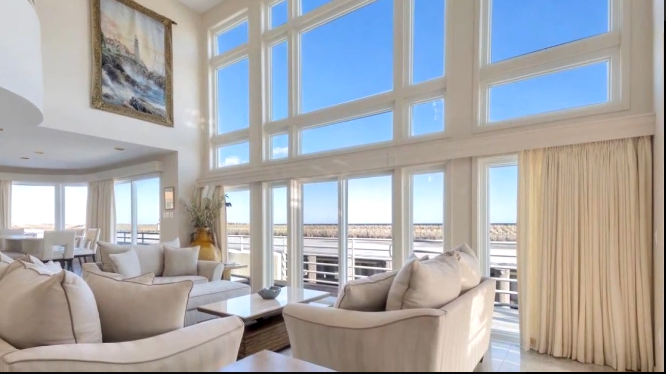 16 Photos vs. Preview of the Residential for sale at 115 S 24th Ave, Longport, NJ - Luxury Home & Interior Design Video Tour