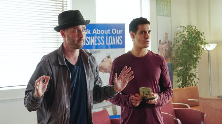 Scorpion - Episode 4.18 - Dork Day Afternoon - Promo, 2 Sneak Peeks, First Look Photos + Press Release