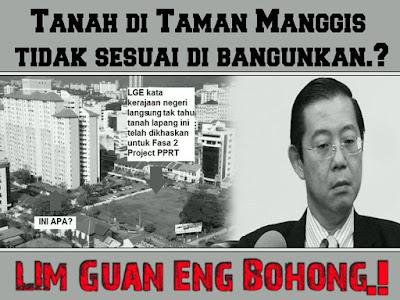 Skandal Taman Manggis..!!!!