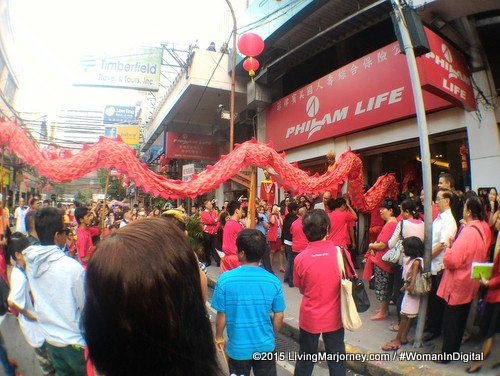 Chinese New Year 2016 at Philam Life