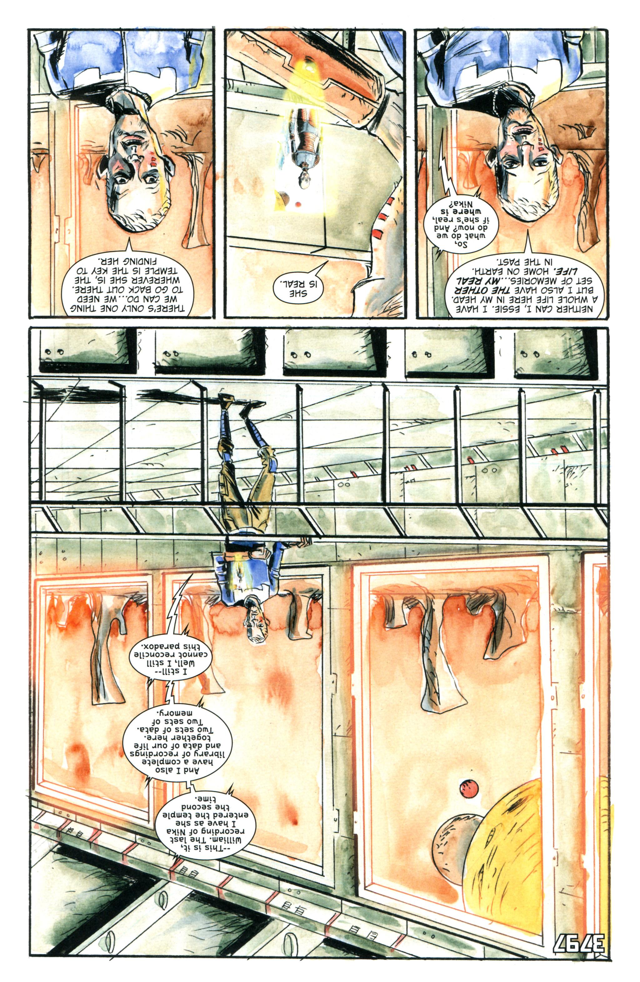Read online Trillium comic -  Issue #6 - 9