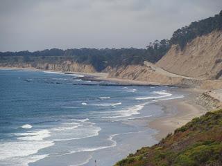 USA Reise Experten - Fahrt auf dem Highway No. 1 bei Pacifica