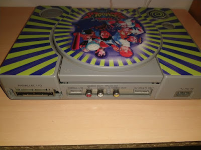 sony playstation scph 1001