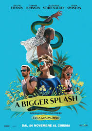 A Bigger Splash Legendado