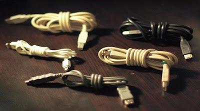 Bagaimana Cara Menggulung Kabel Charger Smarthpone Yang Benar?