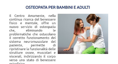 Osteopata pediatrico a Milano