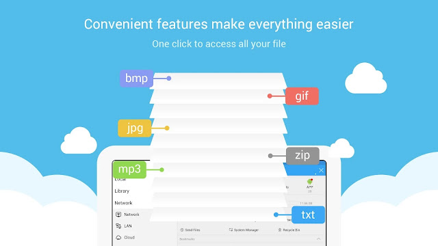 ES File Explorer File Manager Apk Download