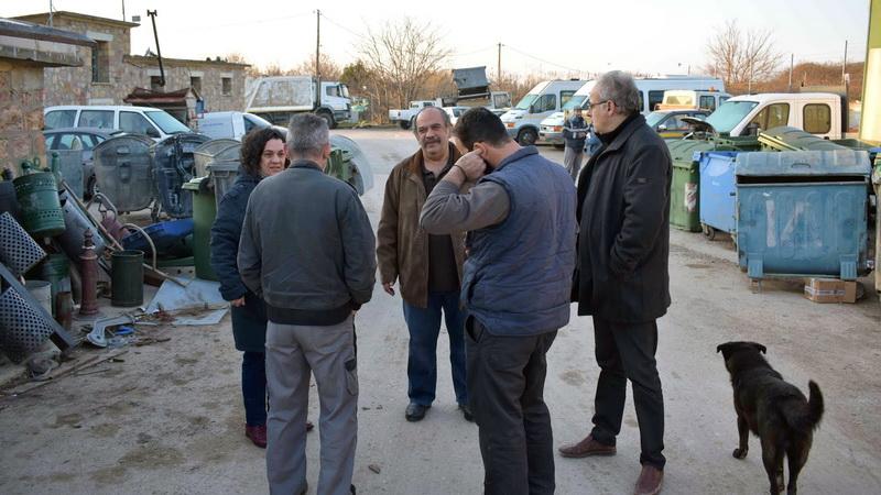 Η Λαϊκή Συσπείρωση Αλεξανδρούπολης στηρίζει τον αγώνα των εργαζομένων για τα Βαρέα και Ανθυγιεινά