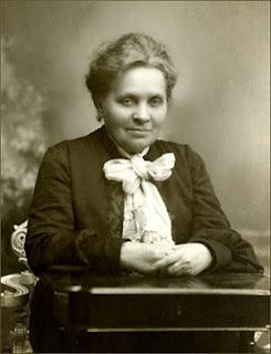 Elfrida Andrée : compositrice, musicienne suédoise période romantique 1841- 1929