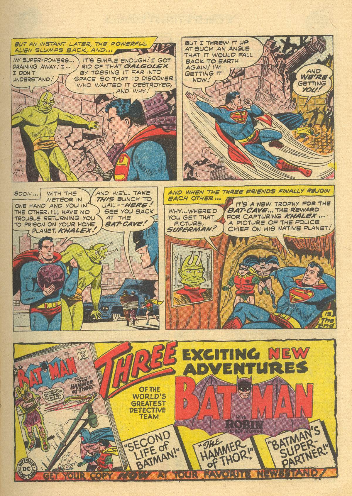 Read online World's Finest Comics comic -  Issue #105 - 15