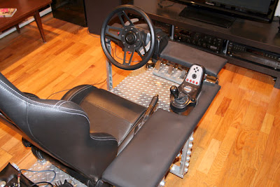 DIY Racing Simulator Seat  Combustion Caf