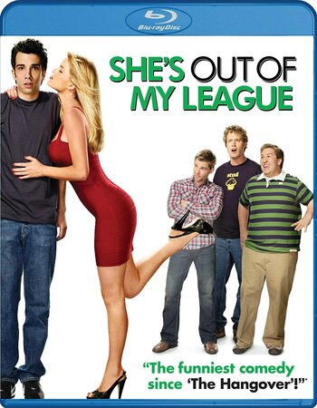 Shes Out of My League (2010) Dual Audio Hindi 480p BluRay 300MB Movie Download