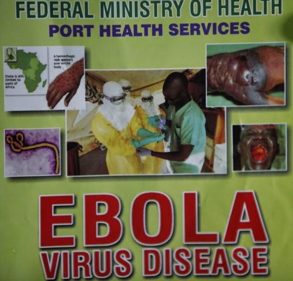 nigeria ebola phone line busy