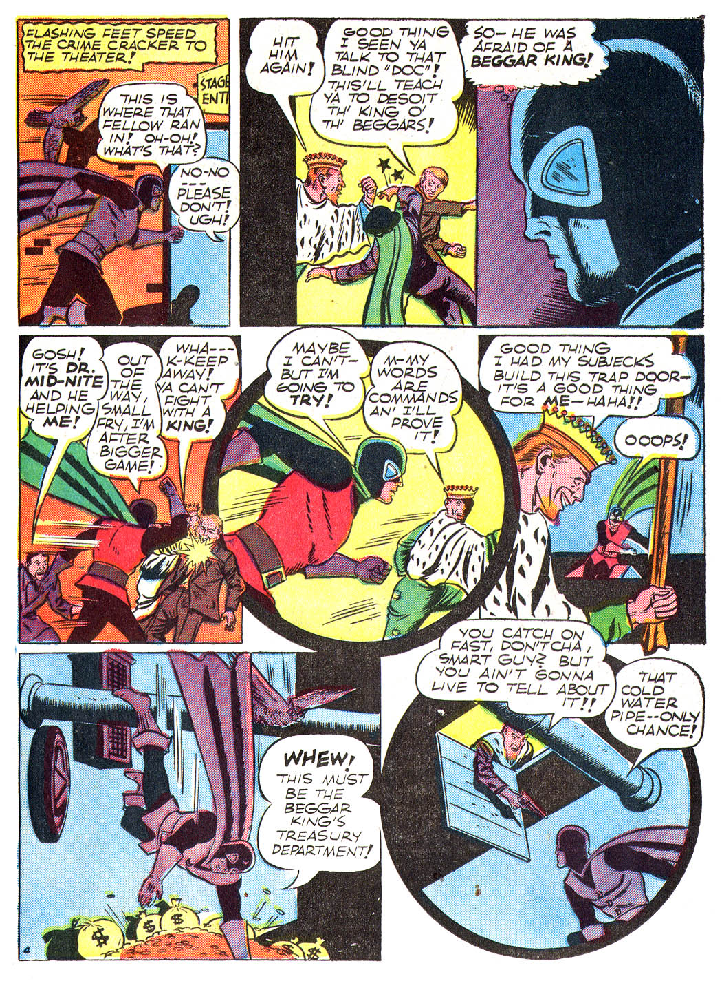 Read online All-American Comics (1939) comic -  Issue #50 - 37