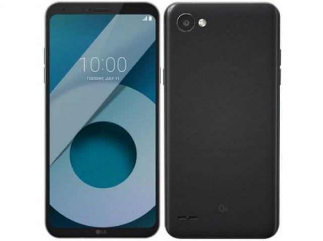 LG Q6 Smartphone Tanpa Bezel Harga Murah