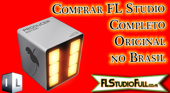 Comprar FL Studio Completo Original no Brasil