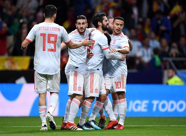 Match Amical: Espagne corrige l'Argentine de Lionnel Messi (6-1)