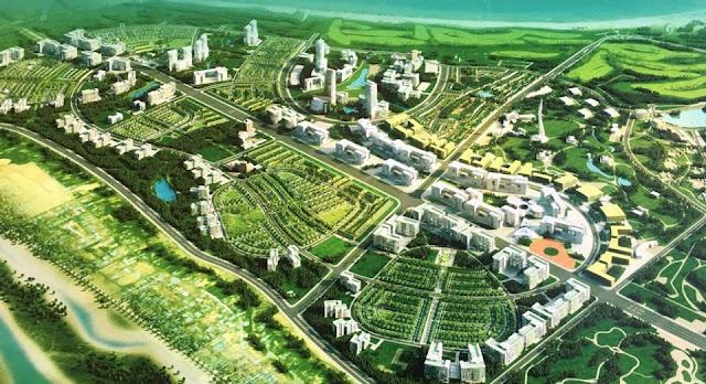 Phối cảnh tổng thể FLC Lux City Quy Nhơn