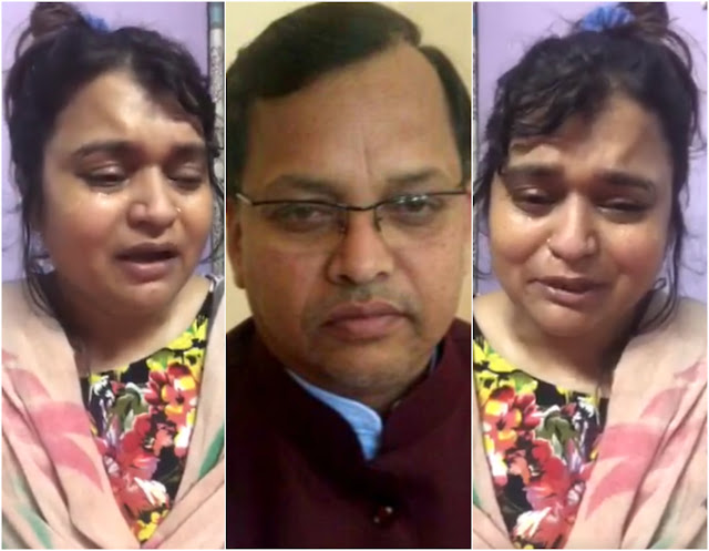 योगी सरकार के मंत्री की पत्नी ने पति पर लगाया घरेलू हिंसा का आरोप - newsonfloor.com